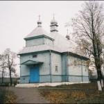 Святотроїцький храм в с.Городноє Столінського р-ну, Берестейщина, нині Білорусь