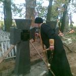 Комплекс поховань вояків УПА в селі Літвиця