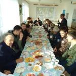 Святковий обід с.Кривиця