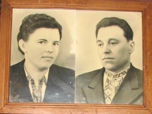 Подружній портрет Бакунців
