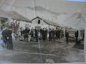 Радянський концтабір 1958р - фото Миколи Курчика