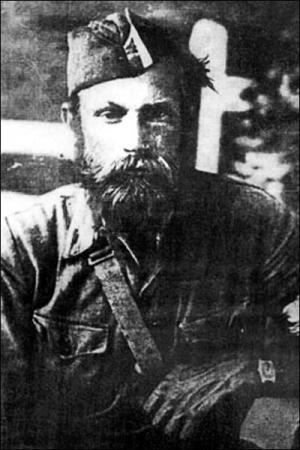 Тарас Бульба-Боровець - засновник Української Повстанської Армії