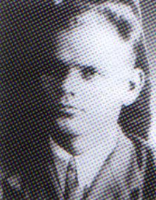 """Григорій Перегійняк-""""Коробка"""" сотник першої сотні УПА (ОУНб), загинув в бою з німцями у 1943 році"""