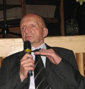 Один з організаторів Норильського повстання - Євген Грицак