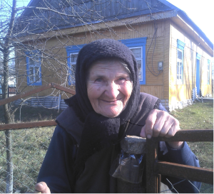 88-річна жителька с.Вичівка Ольга Місюра, про родину Музичків і Другу Світову війну в Зарічненському р-ні Рівненщини